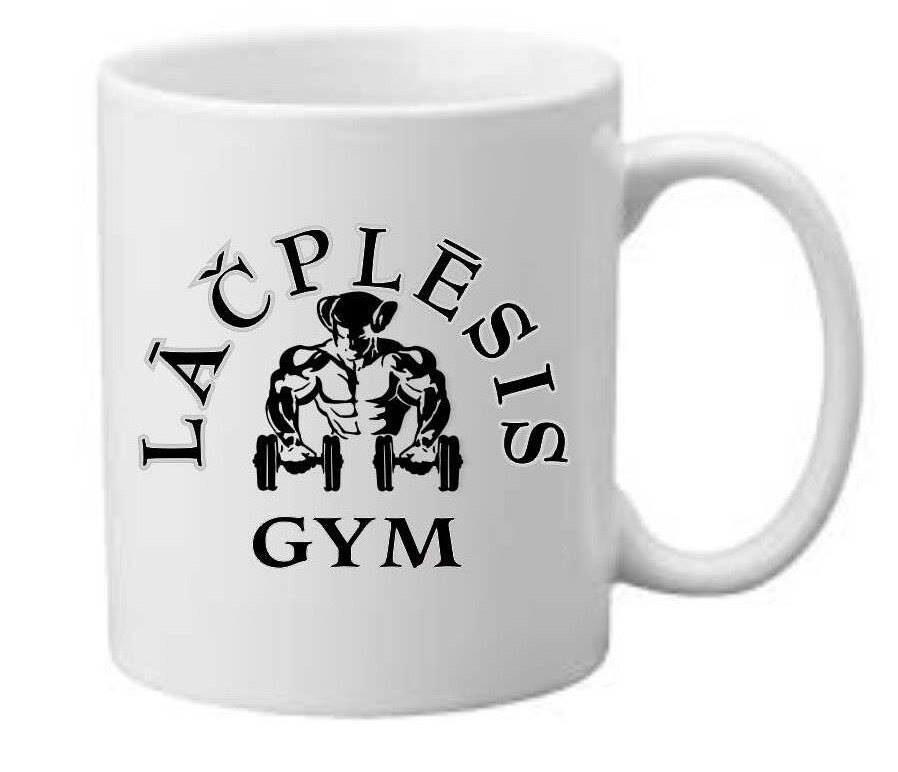 Gym Lacplesis krūzītes
