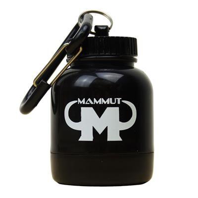 Mammut Nutrition piekariņš vitamīnu/proteīna līdzi ņemšanai
