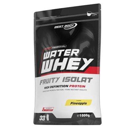 Augstas kvalitātes, mikrofiltrēts sūkalu proteīna izolāts. 1000g