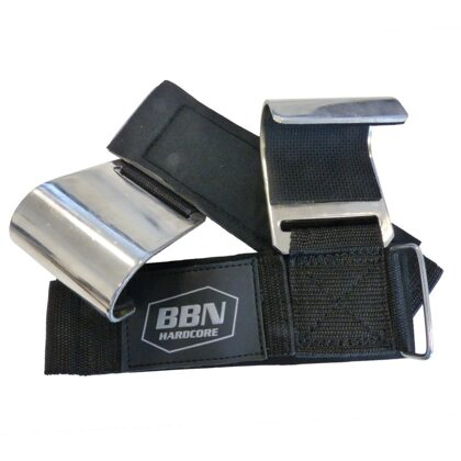 BBN HARDCORE - POWER STRAPS WITH HOOK