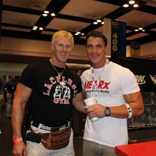 With one of most famous fitness model & spokesperson Greg Plitt