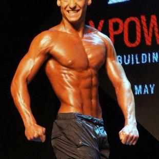 Alex - Man Fitness Model