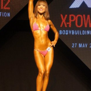 Anda - Fitness Bikini Model ( 172 cm.)