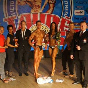 NABBA, WFF, LKFF federāciju čempionāts Fitnesā un Bodībildingā.