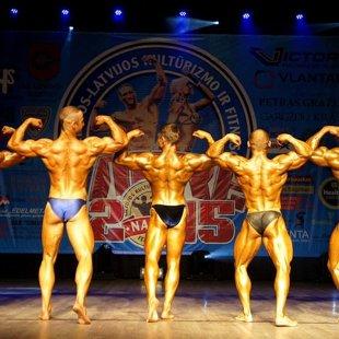NABBA/WFF/LKFF Baltic Open Championship 2015
