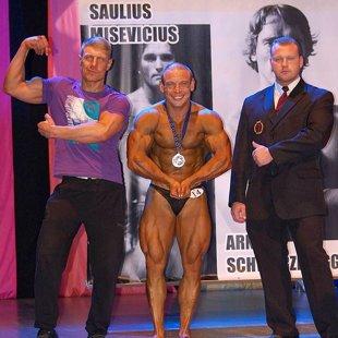 NABBA/ WFF Latvijas atklātā čempionāta Fitnesā un Bodybuildingā Daugavpilī.