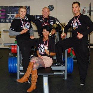 Gym Lacplesis Team. Lieliska sacensību sezona ar lieliskiem rezultātiem!